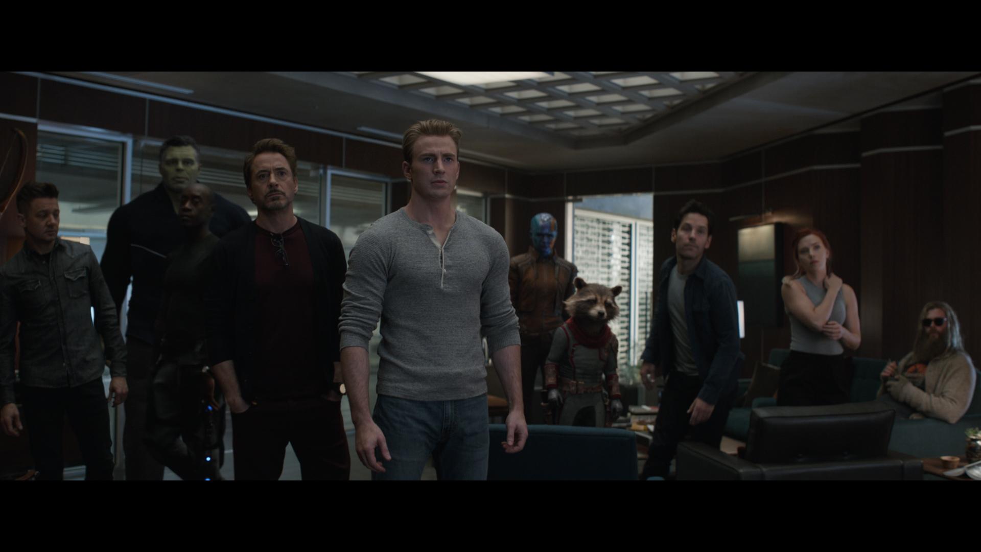 Avengers: Endgame Announce Trailer