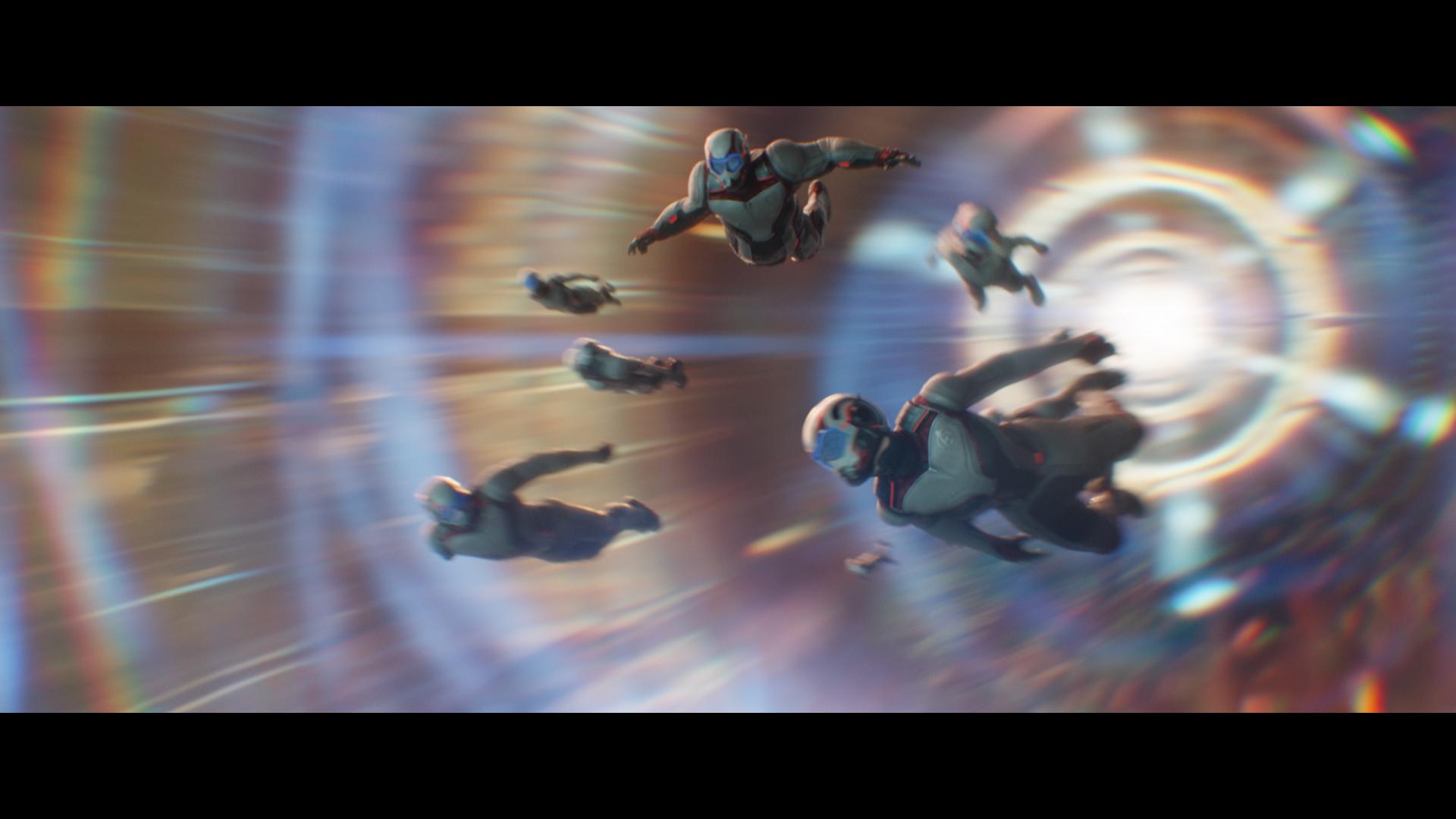 Avengers: Endgame – Really Helpful