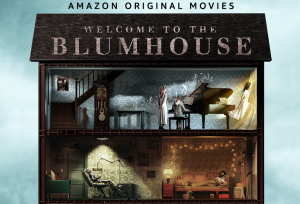 A CLASSIC SONG REIMAGINED FOR OUR WELCOME TO THE BLUMHOUSE TRAILER