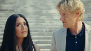 Owen Wilson and Salma Hayek Chase Something Real In Prime Video's