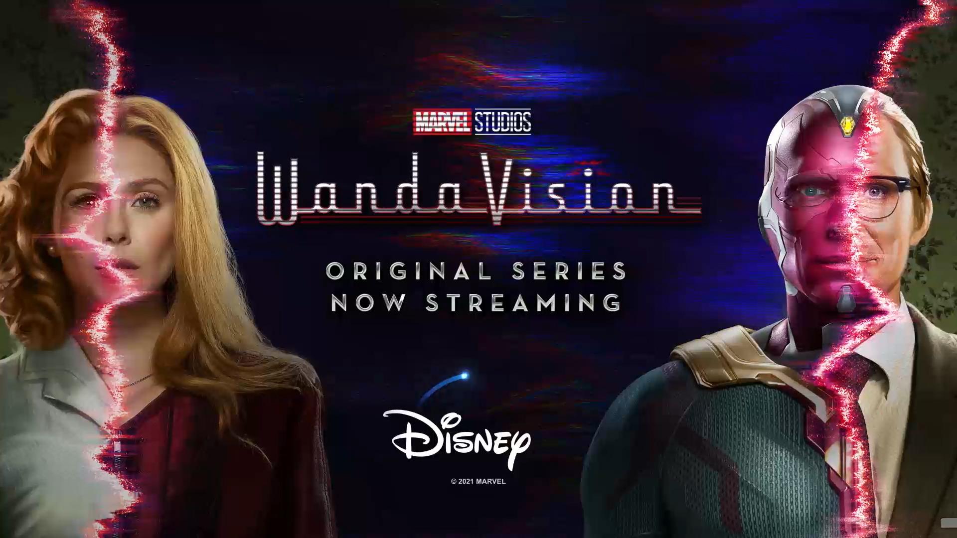 WandaVision Spot 1
