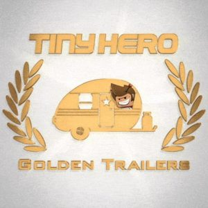 TINY WINS GOLDEN TRAILER FOR WORK ON AVENGERS!