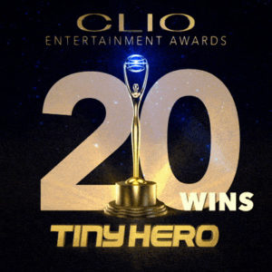 Tiny has HUGE night at the Clios