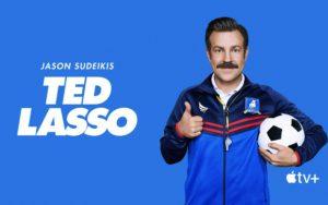 The new season of smash Emmy-winning Ted Lasso hits Apple TV+!