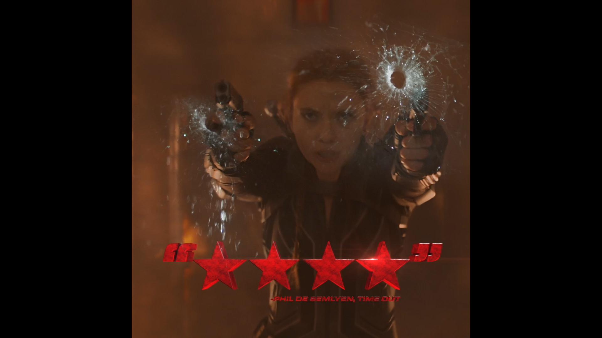 Black Widow – Badass Review
