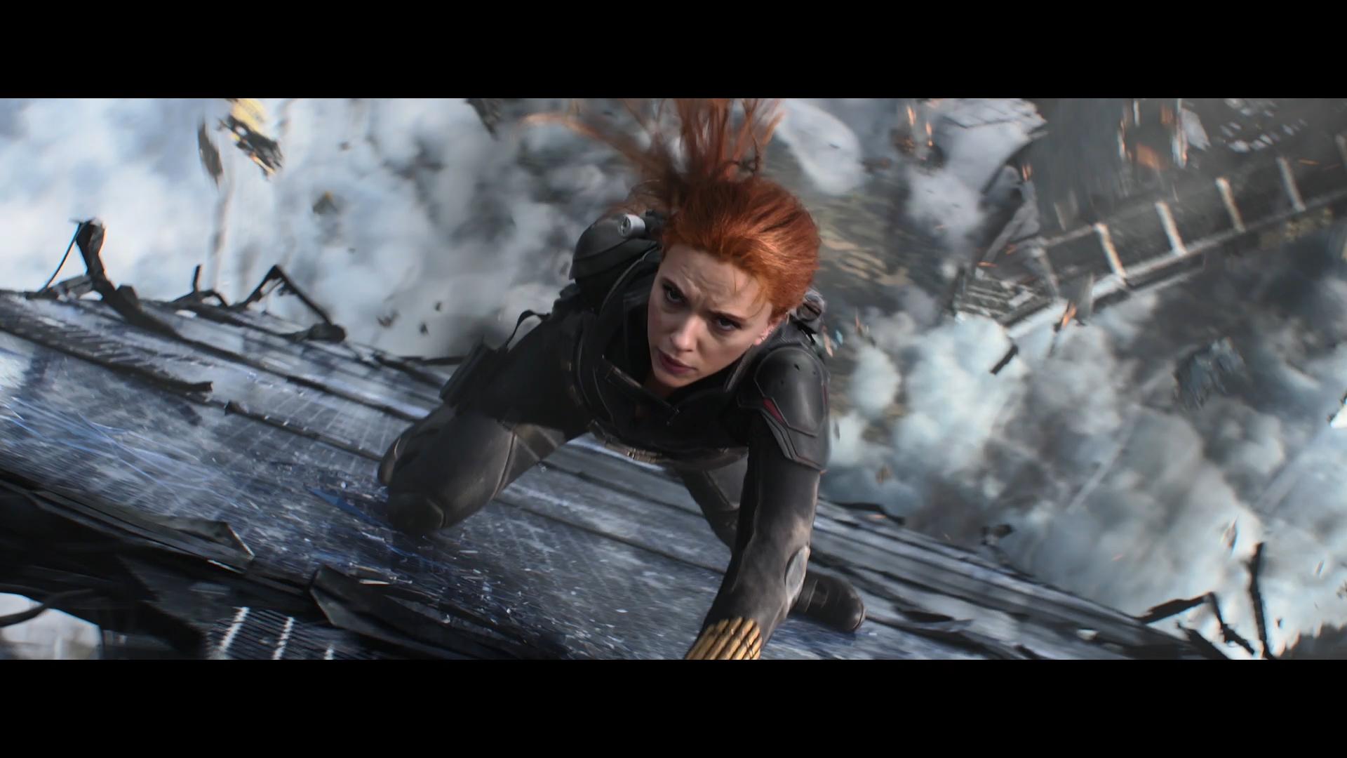 Black Widow – Face Off